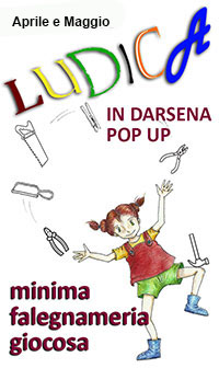 ludica alla darsena pop up