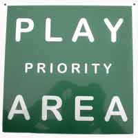 play priority area